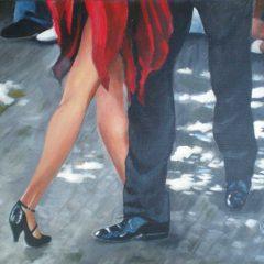 Bailando un Tango