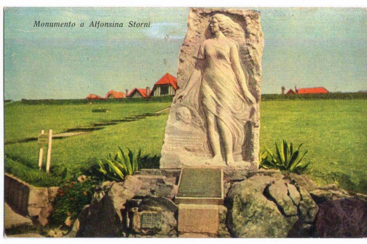 Final de Espuma y Sal  (Homenaje a Alfonsina Storni)
