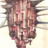Octavia ( recreación de «Las Ciudades Invisibles» de Italo Calvino )